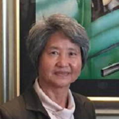 Dr. Jane Hsiao, PhD '73, MBA