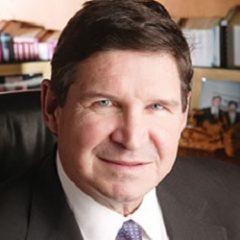 Dr. Michael Flavin, PhD '84
